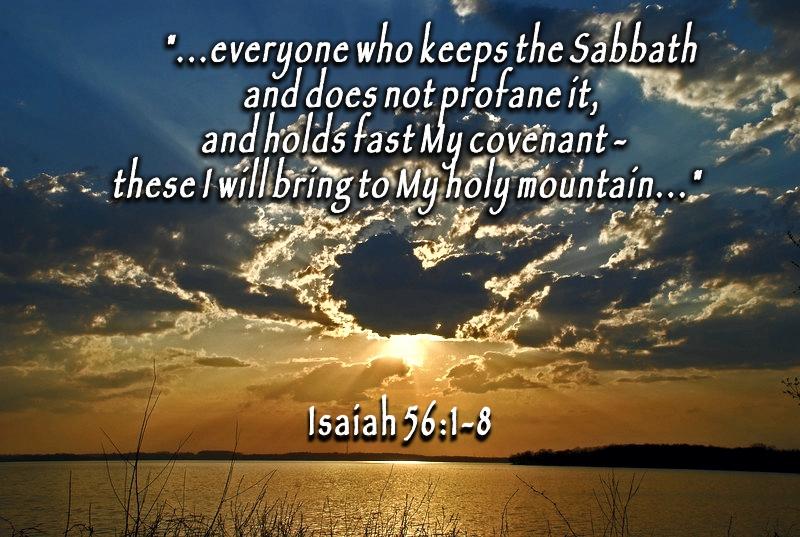 Isaiah56