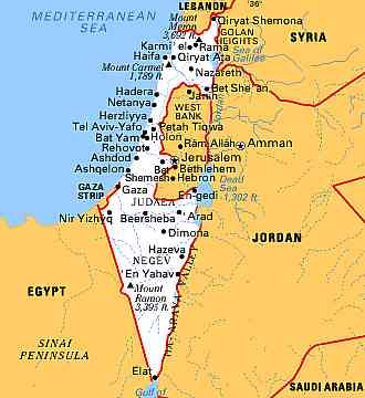 Surprised by Israel Where in the world are Barry and Renee