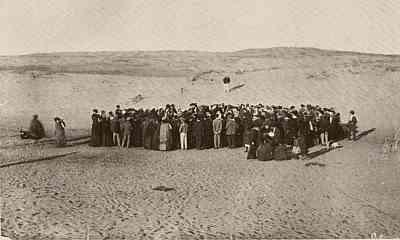 Establishment of Tel Aviv - April 11, 1909